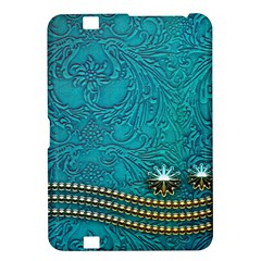 Wonderful Decorative Design With Floral Elements Kindle Fire Hd 8 9
