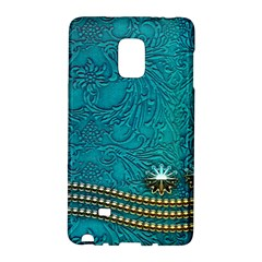 Wonderful Decorative Design With Floral Elements Galaxy Note Edge