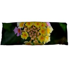 Colorful Flowers Body Pillow Cases Dakimakura (two Sides)