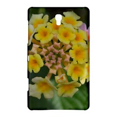 Colorful Flowers Samsung Galaxy Tab S (8 4 ) Hardshell Case