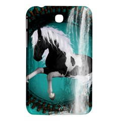 Beautiful Horse With Water Splash  Samsung Galaxy Tab 3 (7 ) P3200 Hardshell Case