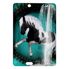 Beautiful Horse With Water Splash  Kindle Fire Hd (2013) Hardshell Case