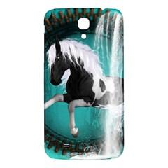 Beautiful Horse With Water Splash  Samsung Galaxy Mega I9200 Hardshell Back Case