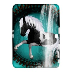 Beautiful Horse With Water Splash  Samsung Galaxy Tab 4 (10.1 ) Hardshell Case