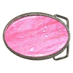 Pink Belt Buckles