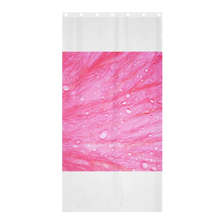 Pink Shower Curtain 36  x 72  (Stall)