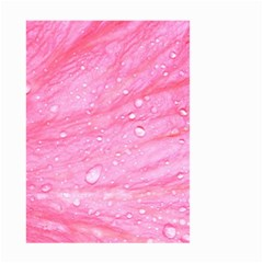 Pink Small Garden Flag (Two Sides)