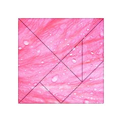 Pink Acrylic Tangram Puzzle (4  x 4 )