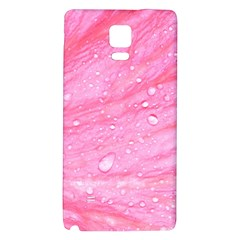 Pink Galaxy Note 4 Back Case