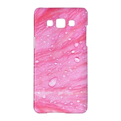 Pink Samsung Galaxy A5 Hardshell Case