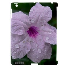 Pink Purple Flowers Apple Ipad 3/4 Hardshell Case (compatible With Smart Cover)
