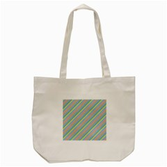Stripes 2015 0401 Tote Bag (Cream)
