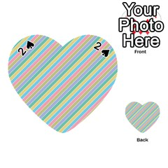 Stripes 2015 0401 Playing Cards 54 (heart)