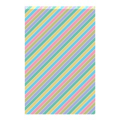 Stripes 2015 0401 Shower Curtain 48  x 72  (Small)