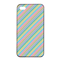 Stripes 2015 0401 Apple Iphone 4/4s Seamless Case (black)