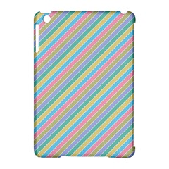 Stripes 2015 0401 Apple Ipad Mini Hardshell Case (compatible With Smart Cover)