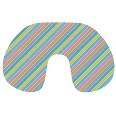 Stripes 2015 0401 Travel Neck Pillows