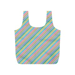 Stripes 2015 0401 Full Print Recycle Bags (s)