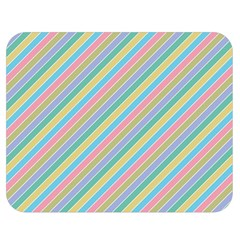 Stripes 2015 0401 Double Sided Flano Blanket (Medium)