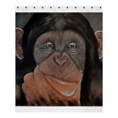 Menschen - Interesting Species! Shower Curtain 60  x 72  (Medium)