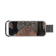 Menschen - Interesting Species! Portable USB Flash (One Side)