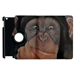 Menschen   Interesting Species! Apple Ipad 3/4 Flip 360 Case