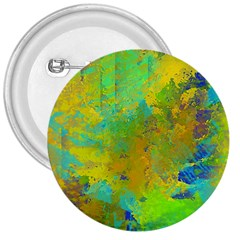 Abstract in Blue, Green, Copper, and Gold 3  Buttons
