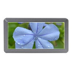 Blue Water Droplets Memory Card Reader (mini)