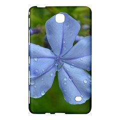 Blue Water Droplets Samsung Galaxy Tab 4 (8 ) Hardshell Case