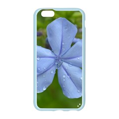 Blue Water Droplets Apple Seamless iPhone 6 Case (Color)