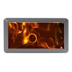 Fire And Flames In The Universe Memory Card Reader (mini)