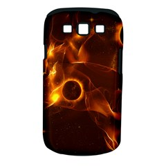 Fire And Flames In The Universe Samsung Galaxy S Iii Classic Hardshell Case (pc+silicone)