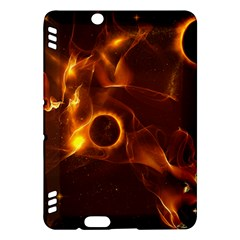 Fire And Flames In The Universe Kindle Fire Hdx Hardshell Case