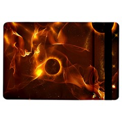 Fire And Flames In The Universe Ipad Air 2 Flip