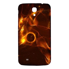 Fire And Flames In The Universe Samsung Galaxy Mega I9200 Hardshell Back Case
