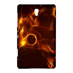Fire And Flames In The Universe Samsung Galaxy Tab S (8.4 ) Hardshell Case