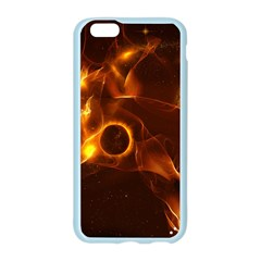 Fire And Flames In The Universe Apple Seamless iPhone 6 Case (Color)