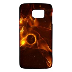 Fire And Flames In The Universe Galaxy S6