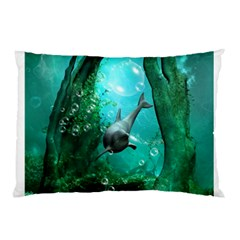 Wonderful Dolphin Pillow Cases (Two Sides)