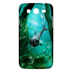 Wonderful Dolphin Samsung Galaxy Mega 5 8 I9152 Hardshell Case