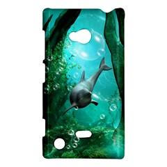 Wonderful Dolphin Nokia Lumia 720