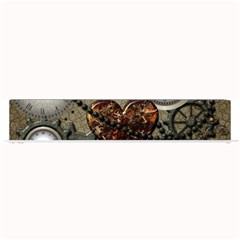 Steampunk With Heart Small Bar Mats
