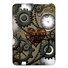 Steampunk With Heart Kindle Fire Hd 8 9