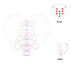 Symmetric Playing Cards (Heart)