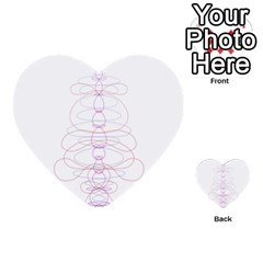 Symmetric Multi Purpose Cards (heart)
