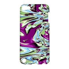Purple, Green, And Blue Abstract Apple Ipod Touch 5 Hardshell Case