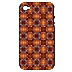 Cute Pattern Gifts Apple iPhone 4/4S Hardshell Case (PC+Silicone)