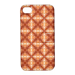 Cute Pattern Gifts Apple iPhone 4/4S Hardshell Case with Stand