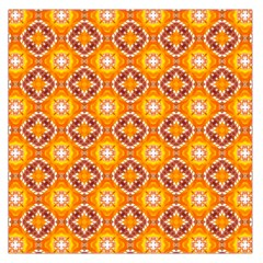 Cute Pattern Gifts Large Satin Scarf (Square)