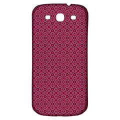 Cute Pattern Gifts Samsung Galaxy S3 S III Classic Hardshell Back Case